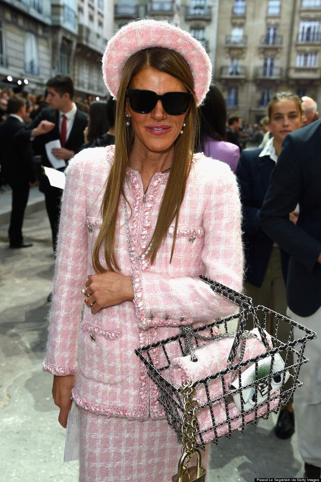 A Chanel Shopping Basket That Costs $12,500