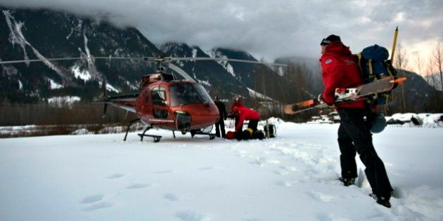 Missing Ice Climbers Found Dead In Pemberton