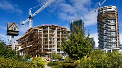 Real Estate And Falling Loonie Prop Up Canada's Fizzling