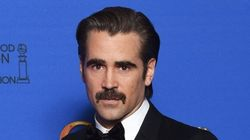 Colin Farrell's Moustache Is
