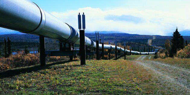 Trans Alaska Pipeline, Alaska, Usa
