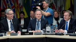 Bank Of Canada Sees Sun Rising On The East, Setting On The