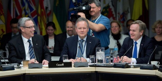 Bank Of Canada Business Outlook: Sunrise In The East, Sunset In The