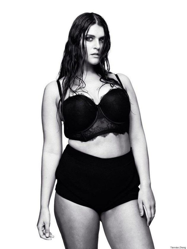 #BeBodyAware Campaign Wants All Body Types To Be Accepted In