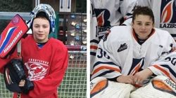 Teen Steps Up To Help His 'Goalie Brother' He's Never