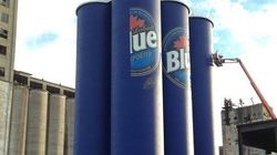 Labatt Just Gave New Meaning To The Term 'Tall