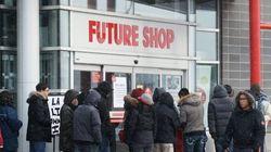 Future Shop Closing ALL