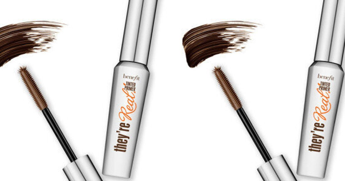 16ac6308009 Editor's Pick: Benefit They're Real! Tinted Lash Primer | HuffPost ...