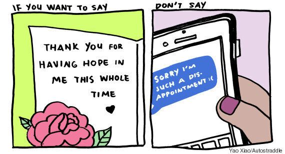 Overusing 'Sorry' Is Not The Way To Go. Try 'Thank You'