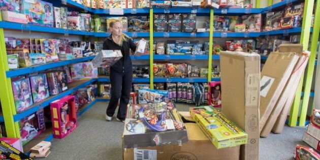 Canadian Toy Testing Council Sells Off Remaining Toys Before Closing