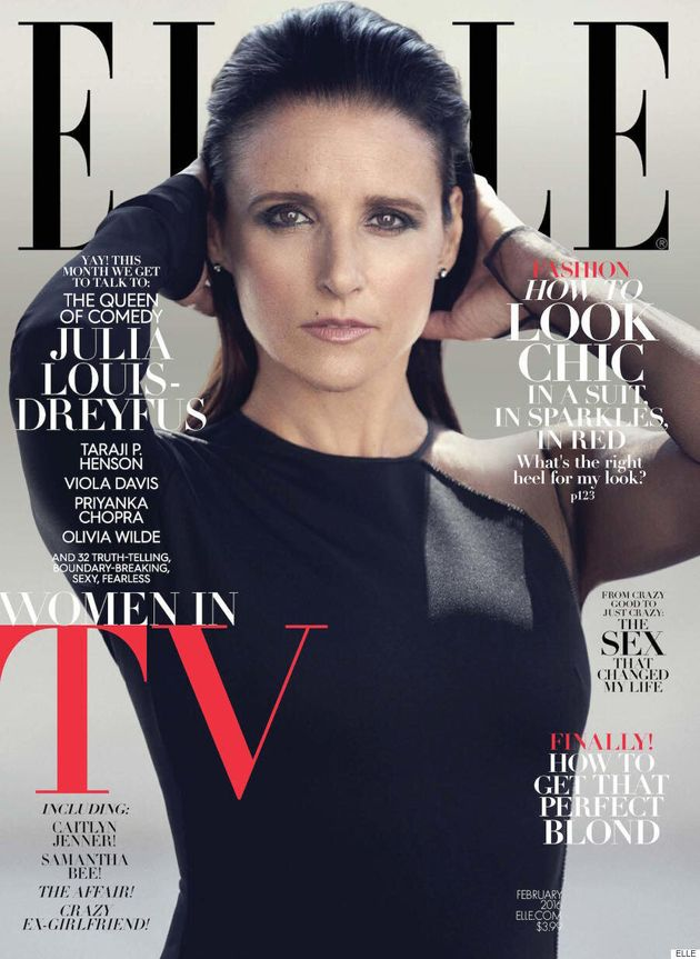 ELLE's 'Women In TV' Issue Marks Its Most Diverse Covers
