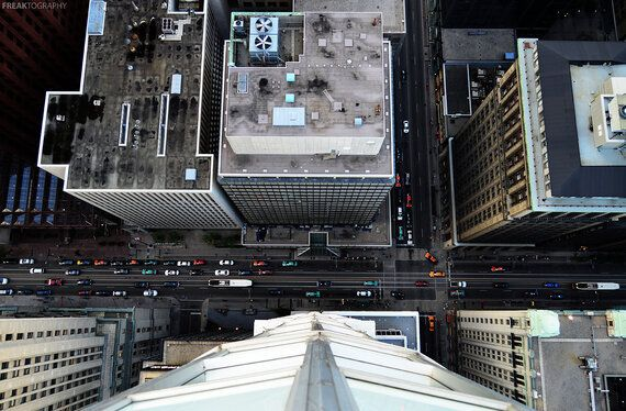 Rooftopping: What It's Really Like Up
