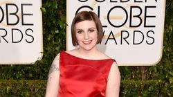 Lena Dunham Frees The