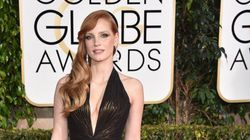 Jessica Chastain Has Major Sex Appeal At The