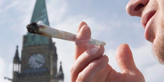 Canadian Conservatives For Legal Marijuana Raise Ruckus In Time For