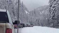 2 Dead In Multi-Vehicle Highway Crash Near