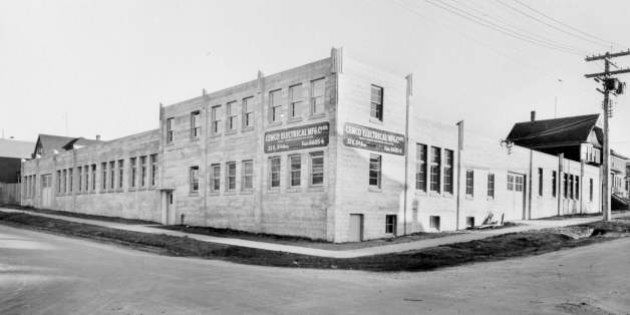 Preserving Vancouver's Industrial