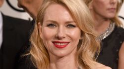 Naomi Watts's Diamond Necklace Is