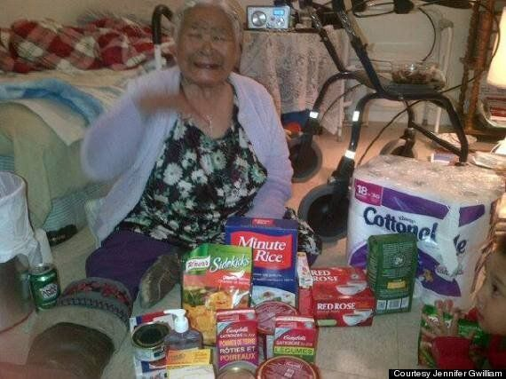 B.C. Woman Organizes Care Packages To Fight The Northern Food