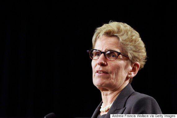 Ontario Premier Kathleen Wynne Apologizes For 'Brutalities' Of Residential