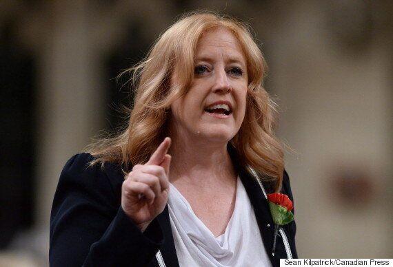 Lisa Raitt, Finance Critic, Says New Child Benefit Will Be Hard On Divorced