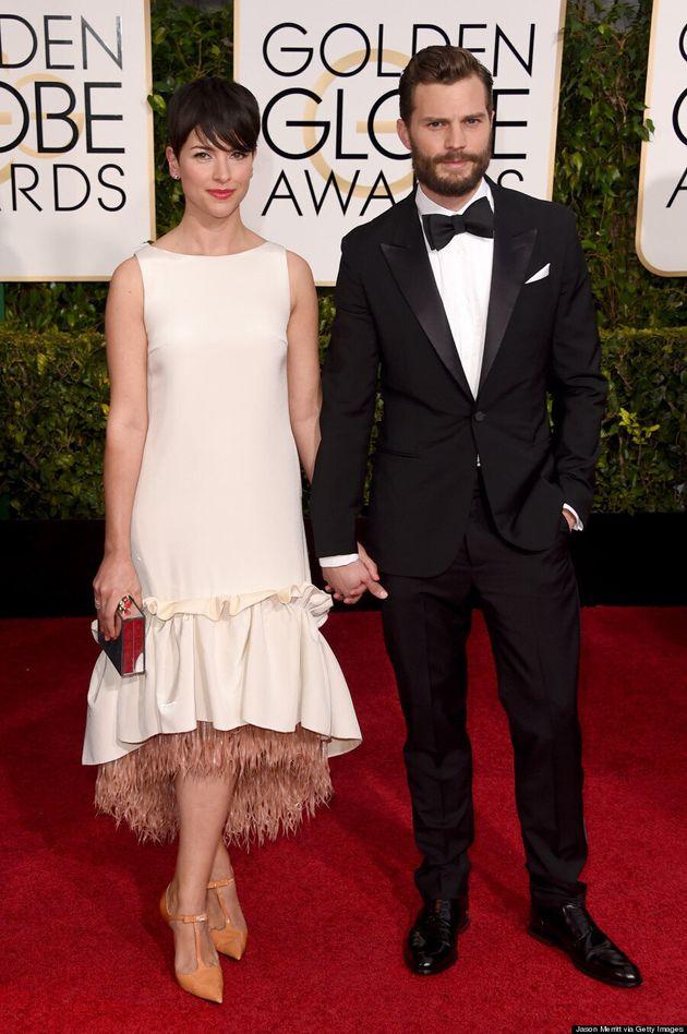 Jamie Dornan Golden Globes 2015: '50 Shades Of Grey' Star Is The Best-Dressed