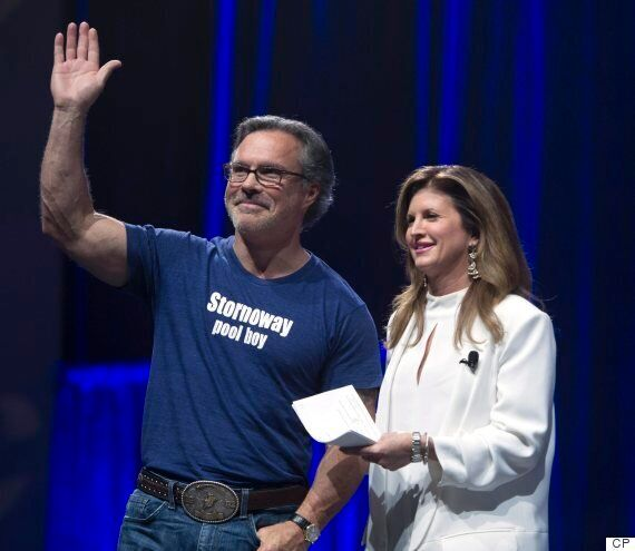 Conservative Convention 2016: Members Mulling Leadership Bids Take