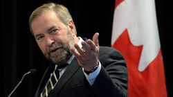Mulcair Promises Proportional Representation If NDP