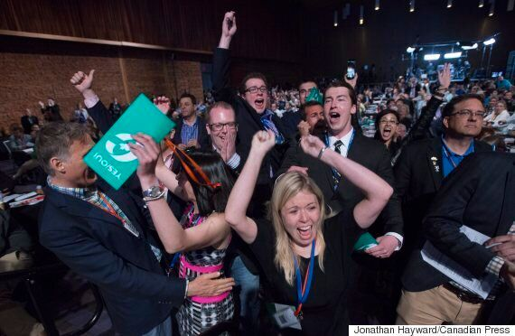 Conservative Convention 2016: Party Axes Policy Against Same-Sex
