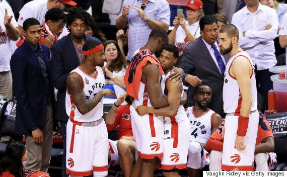 The Raptors Lost Against Cleveland But They've Won Our