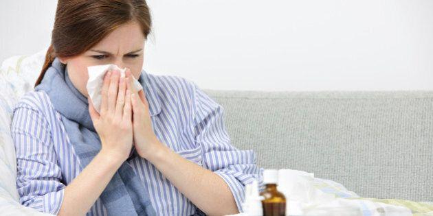 Treatments For Flu Symptoms That Won't Break The