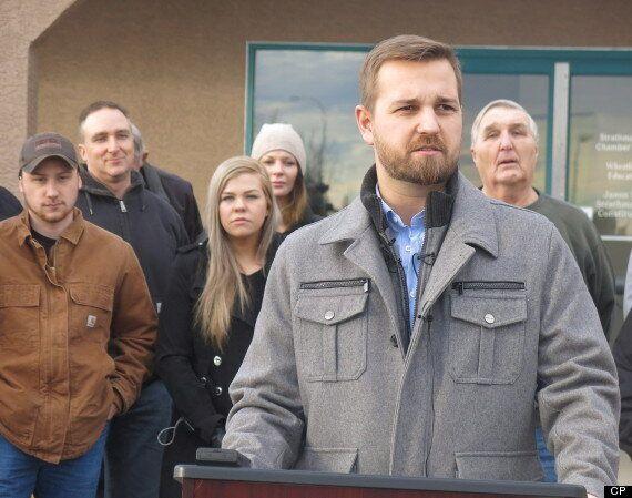 Wildrose Party Suspends MLA Derek Fildebrandt Over Comments About