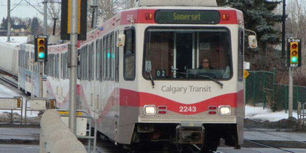 Calgary's Light Rail Transit