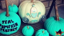 What Is The Teal Pumpkin