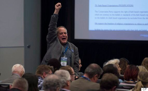 Conservative Convention 2016: Tories To Pick A Stance On Same-Sex