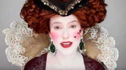 Watch 5,000 Years Of Makeup In 1 Incredible