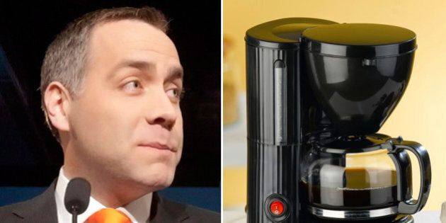 Cam Broten Picks Fight With Government's Coffee
