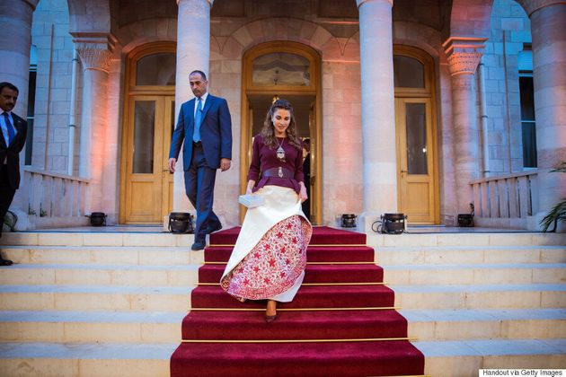 Best Dressed Of The Week: Queen Rania Of Jordan, Winnie Harlow, Lupita Nyong'o And