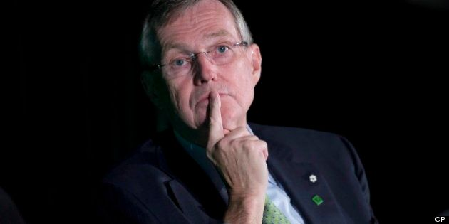 Ed Clark, TD Bank's Former CEO, Got A Near-10% Pay Hike On His Way