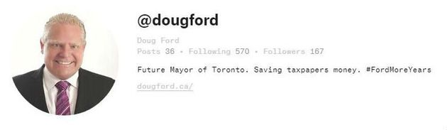 What I Learned From 24 Hours of Posing as Doug Ford on