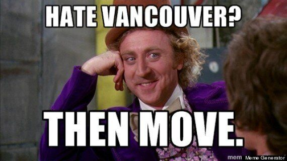 Blog Lists Reasons To Hate Vancouver, So We List Reasons To Love