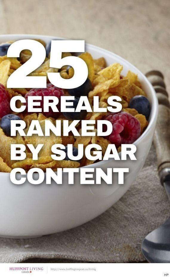 Healthy Cereal: 25 Breakfast Cereals Ranked By