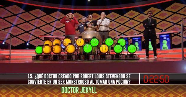 'Los Lobos' dejan una imagen pocas veces vista en 'Boom' (Antena 3): la escena lo dice