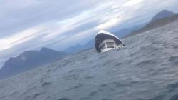 High Centre Of Gravity Likely Caused B.C. Boat To Roll: