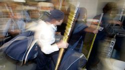 B.C. Hockey Dad Sentenced For Threatening 9-Year-Old