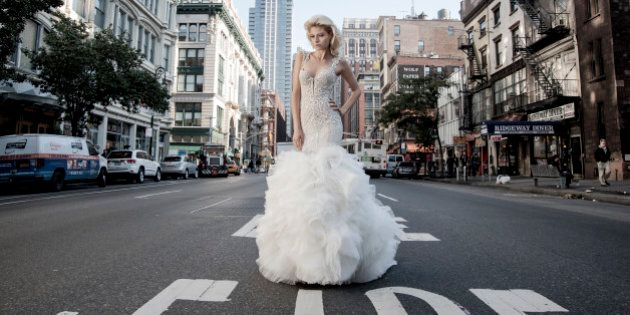 Sexy Wedding Dresses: 20 Gowns That Won't Give Mom A Heart