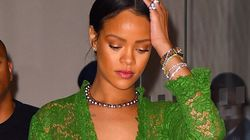 Rihanna Really, Really Loves