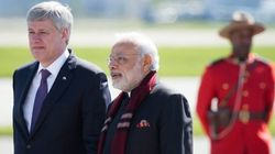 India Test-Fired Missile Hours After Signing Uranium Deal With