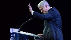 Harper Urges Tories To 'Look Forward' Beyond Election