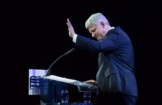 Stephen Harper Vows 'Best Is Yet To Come' At Conservative Party